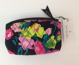 Vera Bradley Mirror Cosmetic Clutch in Hilo Meadow NWT - $23.76