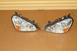 05-06 Infiniti Q45 F50 HID XENON HeadLight Lamps Set L&R image 10