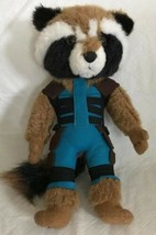 "Marvel Plush Rocket Raccoon Stuffed Animal Guardians Of The Galaxy 11"" T... - $24.74"