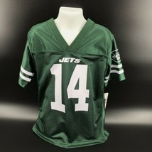 NFL New York Jets #14 Sam Darnold Jersey Kids Size XS (4/5)- NEW W/Tags -i - $27.99
