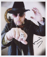 Luke Haines (Auters Singer) SIGNED Photo + COA Lifetime Guarantee - €59,98 EUR