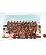 VTG July 18 1973 Military Army Platoon Company 2D7 BN 2BDE Fort Jackson ... - $13.84