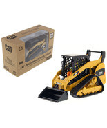 """CAT Caterpillar 299C Compact Track Loader with Work Tools and Operator \""""Core Cl - $59.83"""