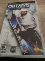 Sony PSP Gretzky NHL 06 image 1