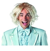 Rasta Imposta Dumb and Dumber Harry Dunne Wig Costume, Blonde, One Size - $19.39