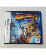 Madagascar 3: The Video Game - Nintendo DS Complete CIB - $8.86