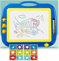 Arkindy Extra Large Magnetic Drawing Board 4436.5Cm With Stamps & Stenci... - $57.06