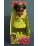 Toys New Disney Princess Mini Toddler Tiana Doll 4 inches - $9.95