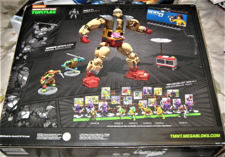 Mega Bloks - Teenage Mutant Ninja Turtles Krang's Rampage Set image 5