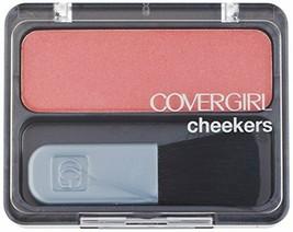 COVERGIRL Cheekers  Powder Blush Deep Plum 154 - $7.26
