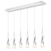 Hensley Linear Chandelier in Polished Chrome - $599.99