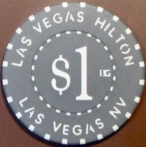 $1 Casino Chip, Hilton, Las Vegas, NV. V90. - $3.99