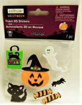 Creatology Halloween Foam 3D Stickers, 2 Packs