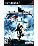 PlayStation 2 - Soulcalibur III (Complete) - $10.90