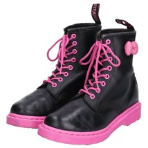 Dr.Martens HELLO KITTY 8 hole boots UK4 22.5cm Made in Thailand Delivery... - $278.28