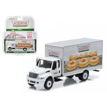2013 International Durastar Box Van Krispy Kreme Donuts Delivery Truck H... - $25.98