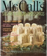 McCall's Salads and Salad Dressings 1978 Retro Cookbook M4 Desi Csanady - $5.93