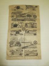 "NWT KayDee PENNSYLVANIA COVERED BRIDGES Linen ROLLER TOWEL - 17"" x 58""  - $11.88"