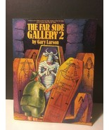 The Far Side Gallery 2 by Gary Larson Book Cartoon 9th Printing 1989 - $8.50