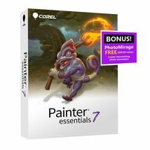 Corel Painter Essentials 7 Windows Digital Art Suite Free Shipping! - $54.88