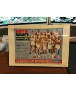 1992 SKYBOX USA BASKETBALL FACTORY SEALED BOX, THE GREATEST TEAM EVER AS... - $55.50