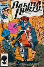 Marvel DAKOTA NORTH #1 FN+ - $0.59
