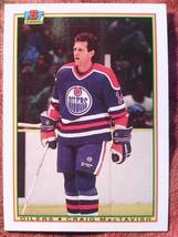Hockey 1990 BOWMAN#193 Craig Mac Tavish Oilers *10 - $0.99