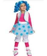Girl's Halloween Mittens N Stuff Lalallopsy Dress Up size T(2-4) S(4-6 ) - $17.99