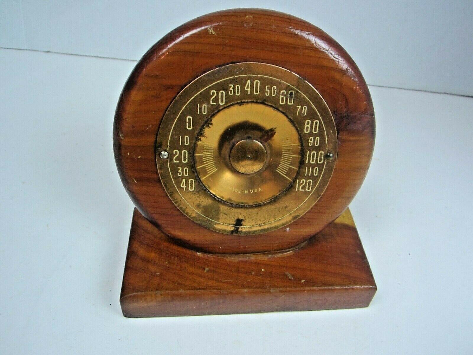 Vintage Raygram Thermometer with Original Tube