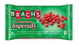 Brach's* 12 Oz Bag Cinnamon Imperials Candy/Candies HOLIDAY/CHRISTMAS Exp. 8/20 - $5.99