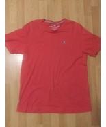 PSYCHO BUNNY Classic Crew Neck T-Shirt Mens SZ 7 - $21.77