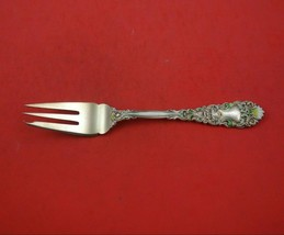 Renaissance by Dominick and Haff Sterling Silver Pie Fork 3-Tine Vermeil... - $206.91