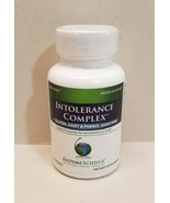 NEW ENZYME SCIENCE INTOLERANCE COMPLEX VEGAN KOSHER NON-GMO 30 CT - $19.99