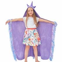ICOSY Kids Unicorn Blanket Unicorn Hooded Blanket Girls Plush Throw Bla... - $45.99
