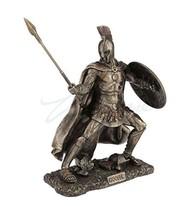 Hector, Trojan Prince In The Trojan War, Cold Cast Bronze, 9 1/8 Tall - $70.32