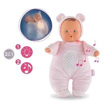 Corolle Babi bear Night-Light Pink Baby Doll FBD09-0