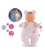Corolle Babi bear Night-Light Pink Baby Doll FBD09-0 - $34.29