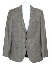 J Crew Men's Ludlow Jacket Sport Coat Blazer Glen Plaid American Wool 40... - $137.99
