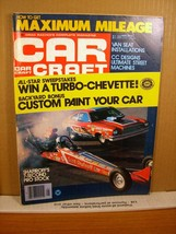 Car Craft Magazine May 1976 Custom Paint Your Car - $8.99