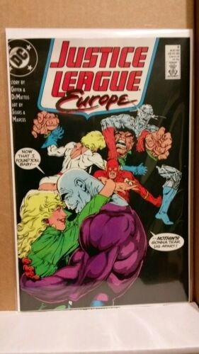 Justice League Europe #5 (Aug 1989, DC)