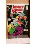 Justice League Europe #5 (Aug 1989, DC) - $5.19