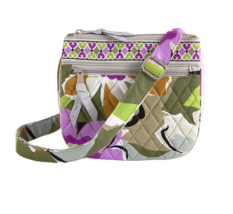 NWT VERA BRADLEY PORTOBELLO ROAD LITTLE FLAP HIPSTER  - $35.00