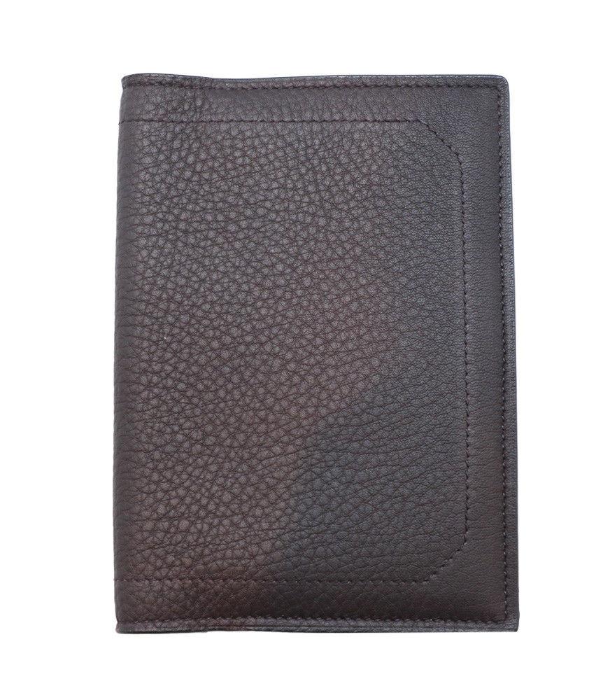 af0e4e338ed9 Brioni Men's Mahogany Calf Leather Passport and 50 similar items