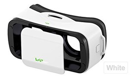 VR Headset V3 - Deep Immersive Virtual Reality Experience on 3D Movies &... - $9.89