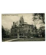 Stuart Hall Princeton Theological Seminary Postcard 1921 Princeton New J... - $17.87