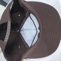 VTG U-Haul Moving Storage Patched Made in USA Snapback Baseball Cap Hat image 5