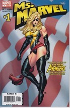 Ms. Marvel #1 (2006) Marvel Comics Frank Cho Cover Very Fine - $24.74