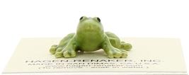 Hagen-Renaker Miniature Ceramic Frog Figurine Tiny Baby Frog image 4