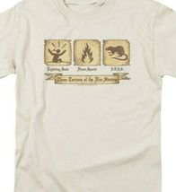 The Princess Bride t-shirt 3 Terrors of Fire Swamp retro 80's graphic tee PB112 image 3