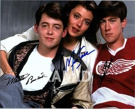 FERRIS BUELLER'S DAY OFF CAST Autographed Signed Photo w/COA - 10094 - $145.00